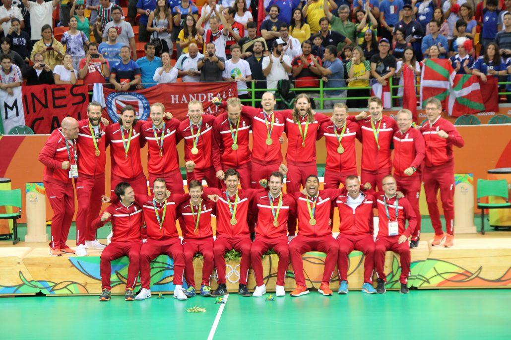 Tanska, Olympiakultaa 2016