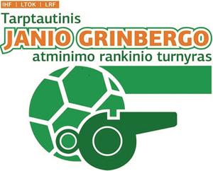 Memorial Tournament Janis Grinbergas