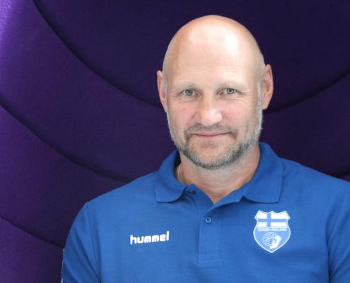 Ola Lindgren - Head Coach