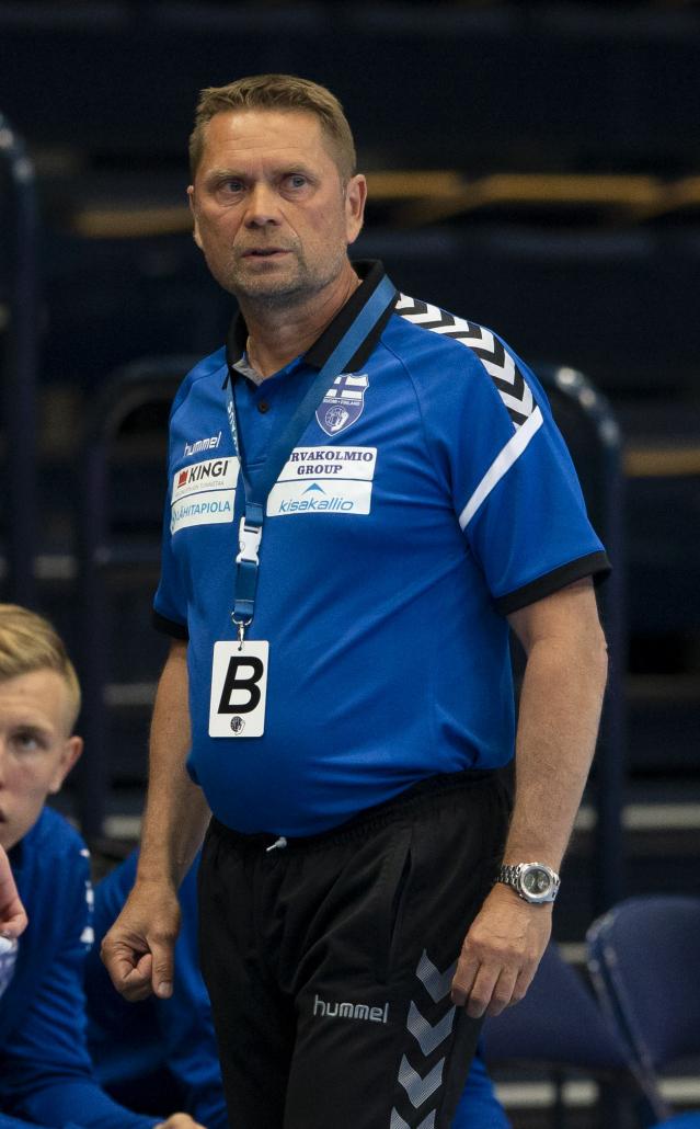 Kaj Kekki miesten maajoukkueen päävalmentaja 2019